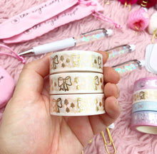 WINTER WONDERLAND WASHI TAPE COLLECTION (BUNDLE): Limited Edition - no coupon codes