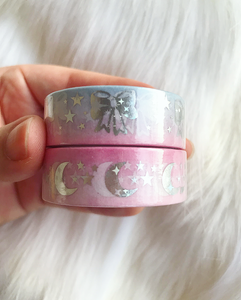 STAR GAZING + ENCHANTED WASHI TAPE (BUNDLE): Limited Edition - no coupon codes