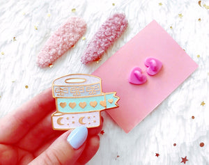 Chic Washi Tape Enamel Pin *LIMITED EDITION*
