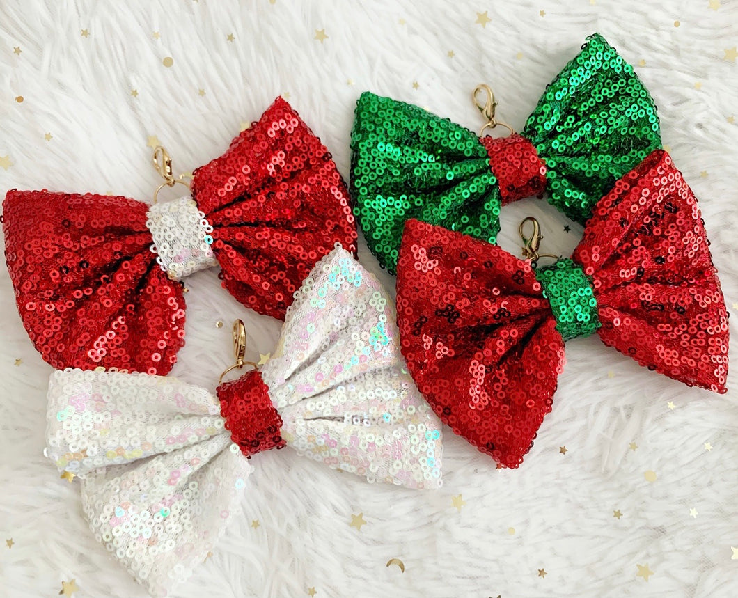 * 1 left * Holiday bow charms