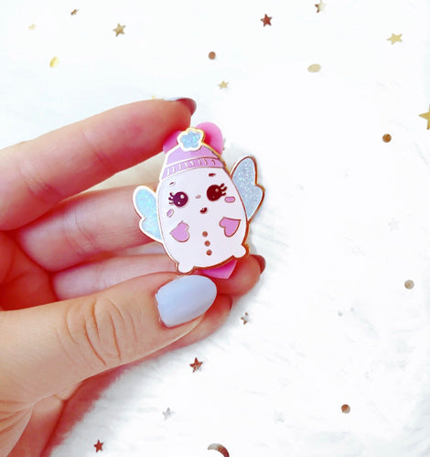 Bubz Original Character Enamel Pin *LIMITED EDITION*