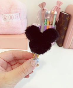 fluffy mouse clip