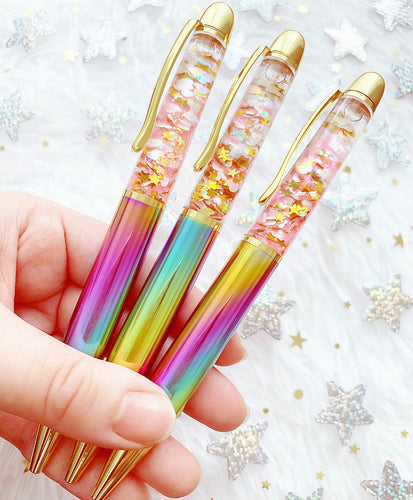 rainbow LOVE is LOVE pen  *limited edition*