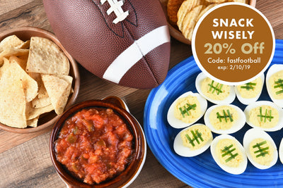 Football Games & Oh My Snacks