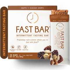 Fast Bar Nuts & Cacao Chips