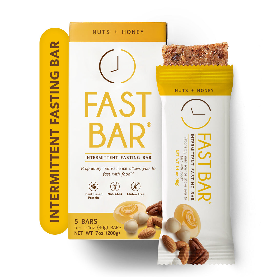 Fast Bar Nuts & Honey