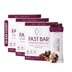 Fast Bar Nuts & Dark Cocoa