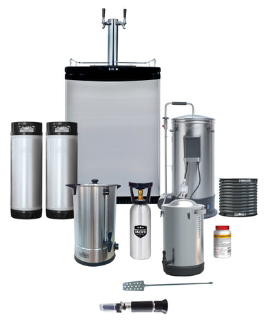 Complete Brewery Setup - Grainfather