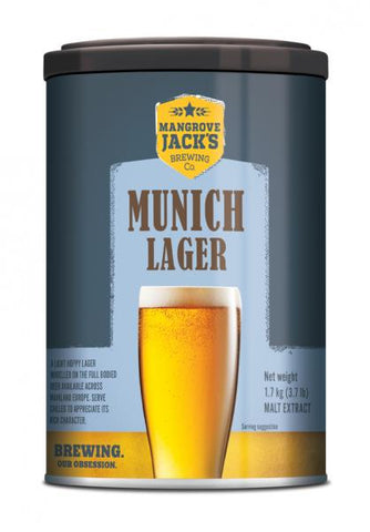 International Series Munich Lager - Mangrove Jacks