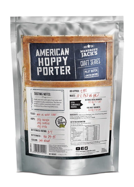 American Hoppy Porter (Limited Edition) - Mangrove Jacks