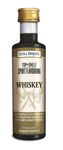 Whisky - Top Shelf Flavour Spirit