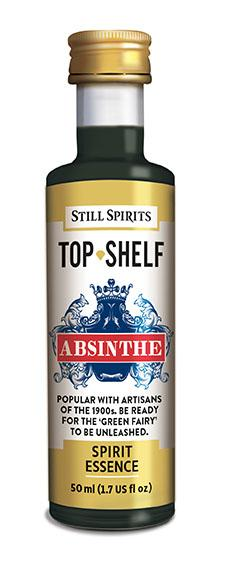 Absinthe - Top Shelf Spirits flavours