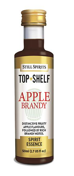 Apple Brandy - Top Shelf Flavour Spirits