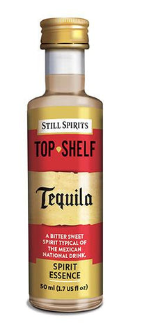 Tequila - Top Shelf Spirit