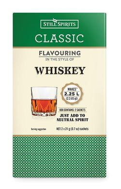 Classic Whiskey Flavouring - Still Spirits