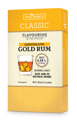 Queensland Gold Rum - Classic flavours - Still Spirits