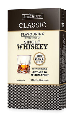 Classic Single Whiskey Flavouring - Still Spirits