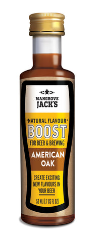Natural Beer Flavour Boost - American Oak - Mangrove Jacks