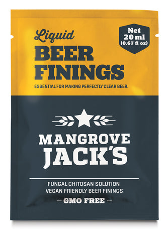 Liquid Beer Finings - Mangrove Jacks