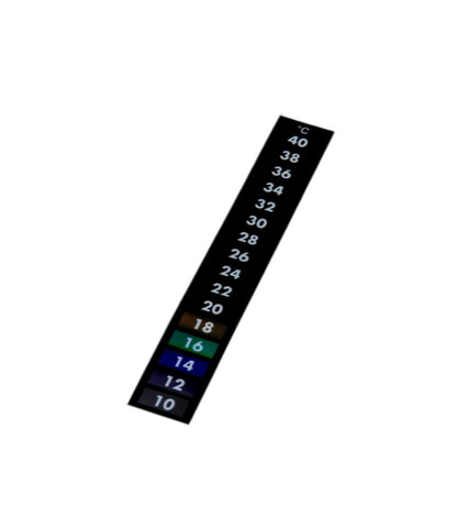 Stick-on Thermometer Strip - Mad Millie