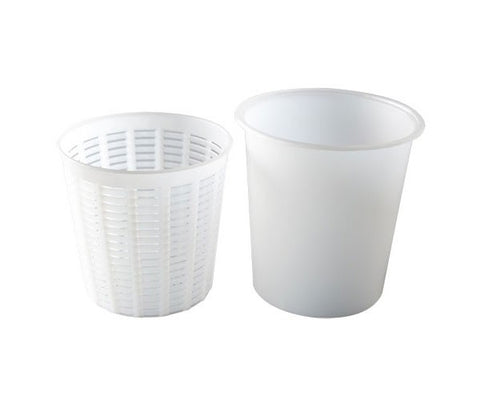Large Ricotta Basket & Draining Container - Mad Millie