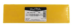 Yellow Cheese Wax (450 gm) - Mad Millie