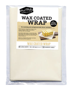 Wax Coated Wrap(10 pack) - Mad Millie