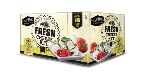 Fresh Cheese Kit - Mad Millie