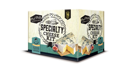 Speciality Cheese Kit - Mad Millie's