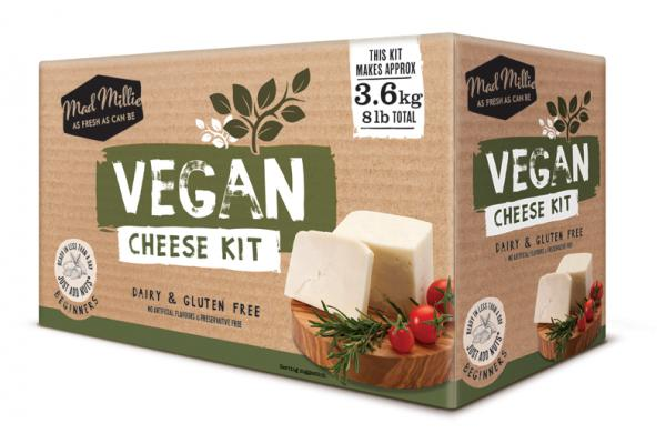 Vegan Cheese Kit - Mad Millie