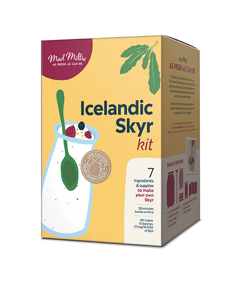 Icelandic Skyr Kit - Mad Millie's