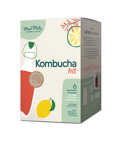 Kombucha Kit - Mad Millie