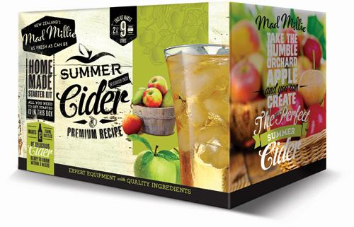 Cider Starter Kit - Mad Millie