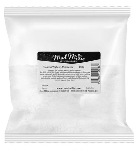 Coconut Yogurt Thickener (100 gm) - Mad Millie