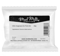 Tofu Coagulant (40 gm) - Mad Millie