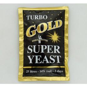 Turbo Gold Super Yeast 155G Sachet