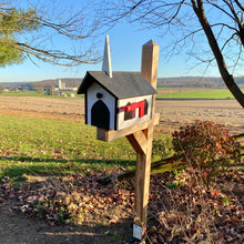 Load image into Gallery viewer, Beautiful Church Mailbox | Made from Durable Poly Lumber