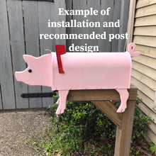 Load image into Gallery viewer, Newfoundland Mailbox | Unique Dog Mailbox