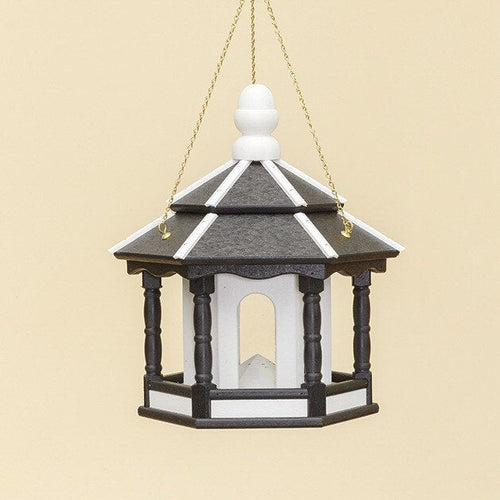 Hexagon Hanging Bird Feeder | Durable and Functional Garden Poly Bird Feeder | E212