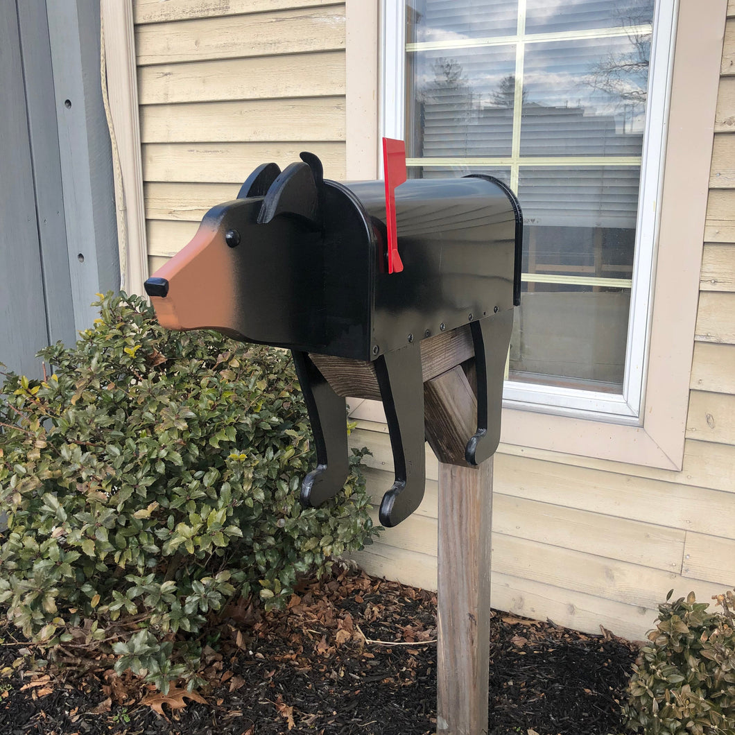 Adorable Bear Mailbox | Perfect for Cabin or Bear Lover!