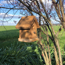 Load image into Gallery viewer, Simple Rustic Birdhouse | Hand Made from Reclaimed Wood | RBH33