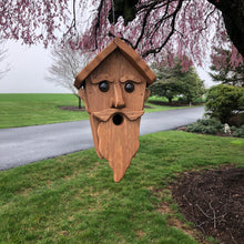 Load image into Gallery viewer, Wizard Birdhouse | Hand Made from Reclaimed Wood