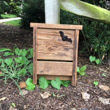 Load image into Gallery viewer, Bat House | Bat Box | Amish Made | RBH40