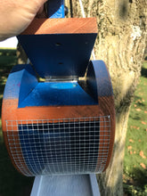 Load image into Gallery viewer, Bluebird Feeder | Rustic Unique Design | WFBLF