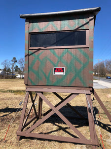 Custom Hunting Blinds (Price Based on Options) | Many Options Available