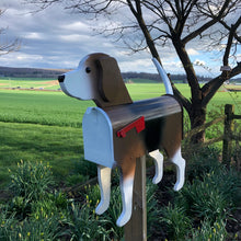 Load image into Gallery viewer, Beagle Mailbox | Unique Dog Mailbox
