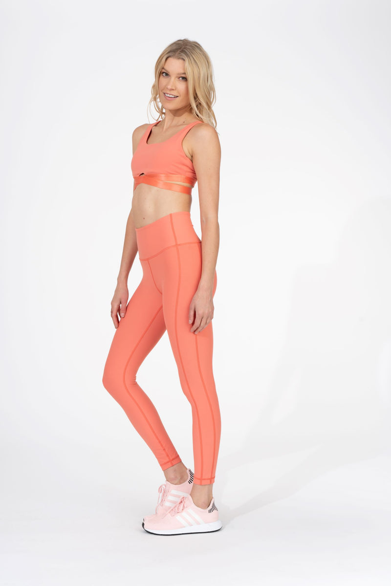 Linear 7/8 Legging