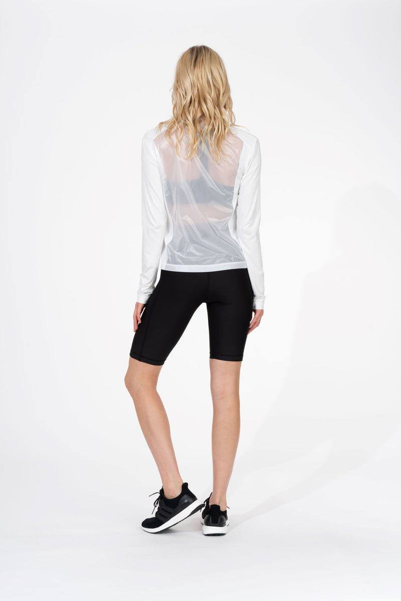 Pointed Long Sleeve