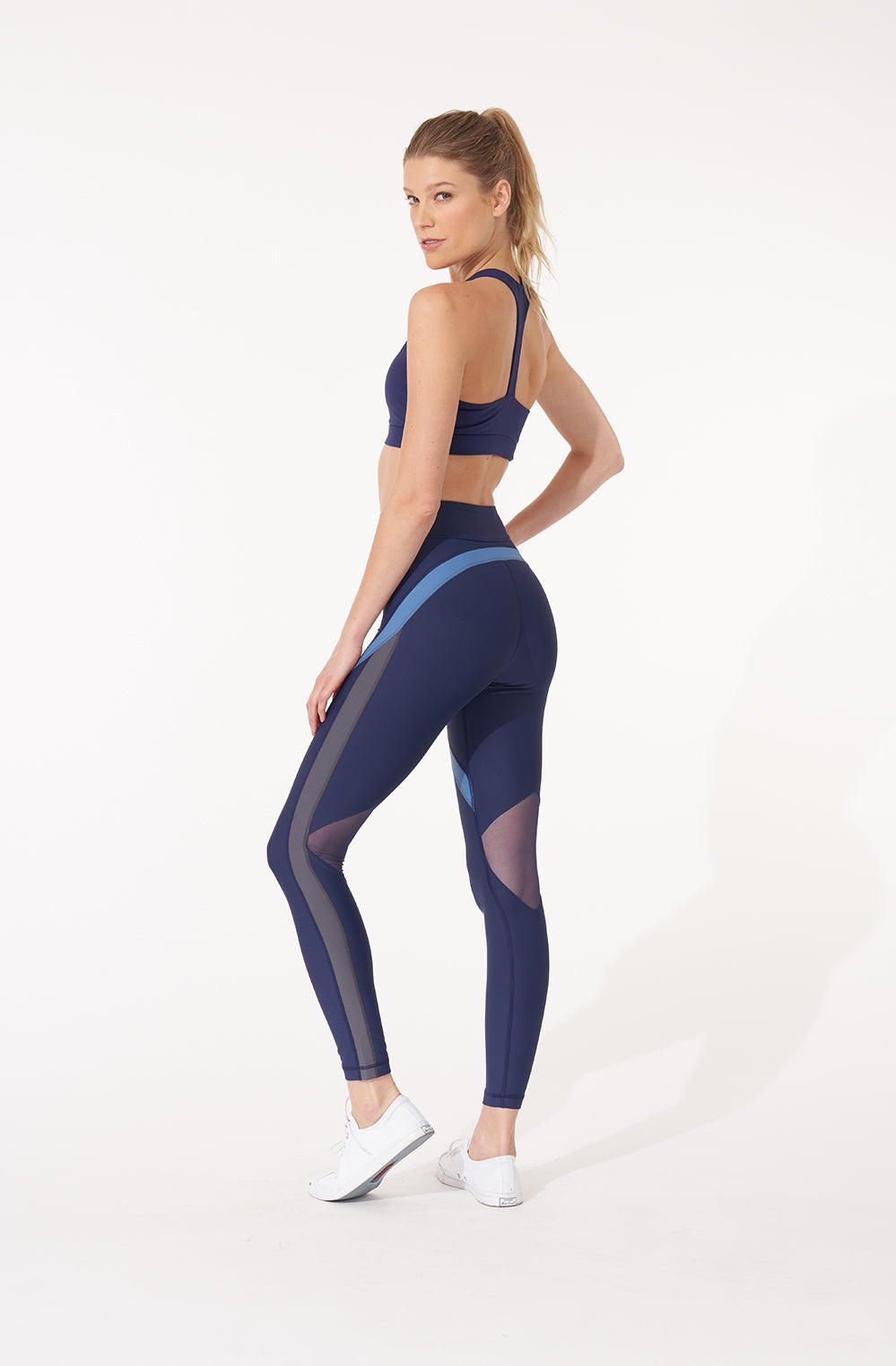 Blocked Out Legging