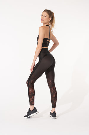 Load image into Gallery viewer, Maze Printed Legging
